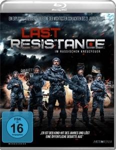 Image of Last Resistance - Im russischen Kreuzfeuer