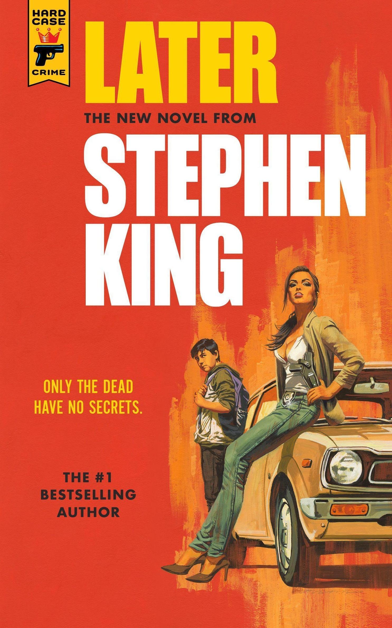 Later Buch von Stephen King versandkostenfrei bei Weltbild.de ...
