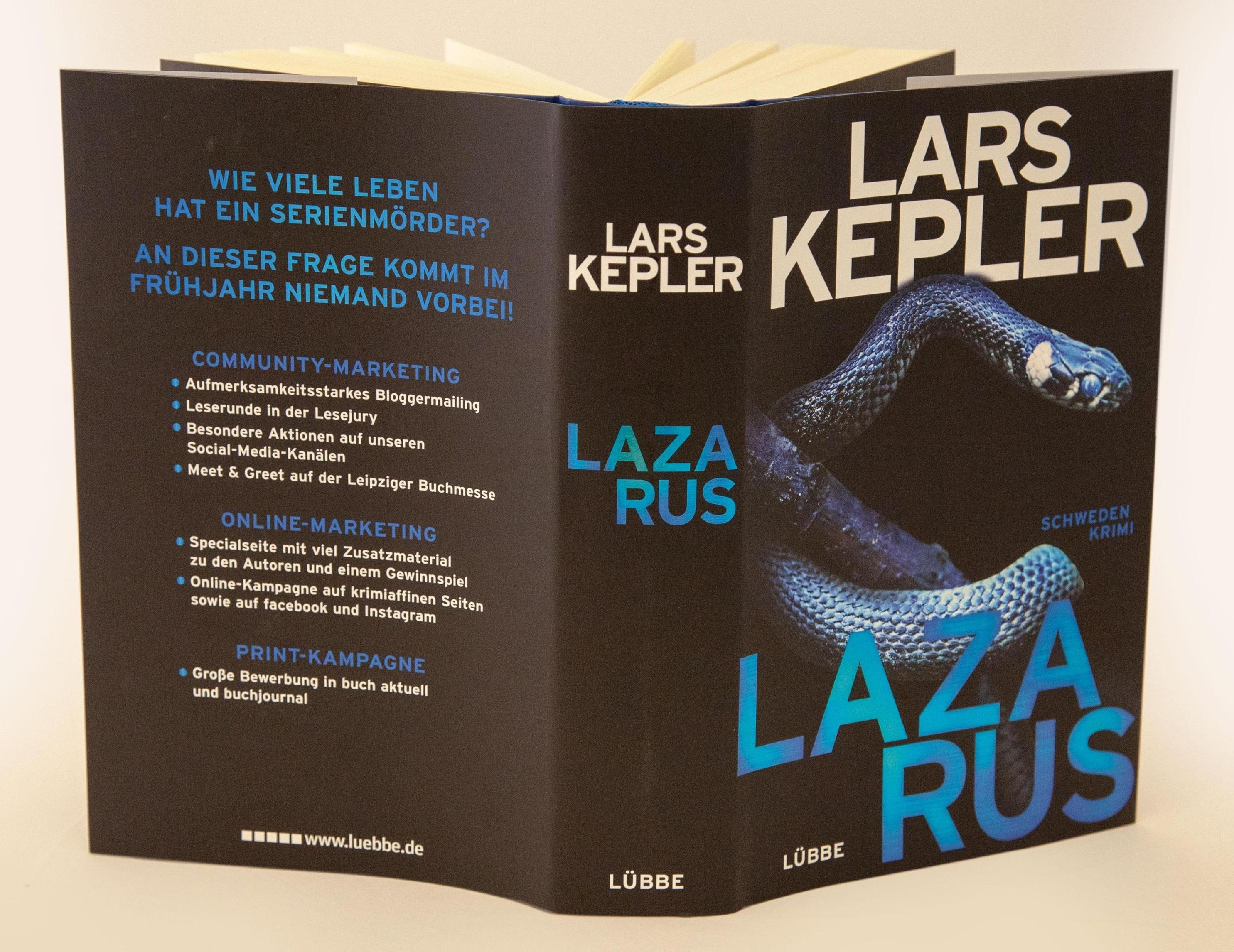 30 Lazarus Kommissar Linna Bd.10 Buch versandkostenfrei bei Weltbild.de