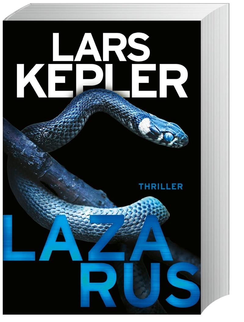 Lazarus / Kommissar Linna Bd.10