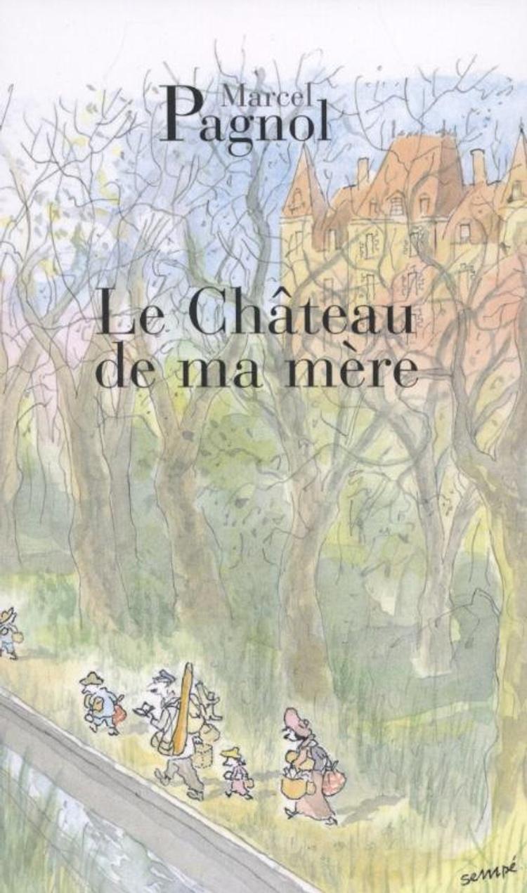 Le Chateau de ma mere Buch jetzt bei Weltbild.ch online bestellen