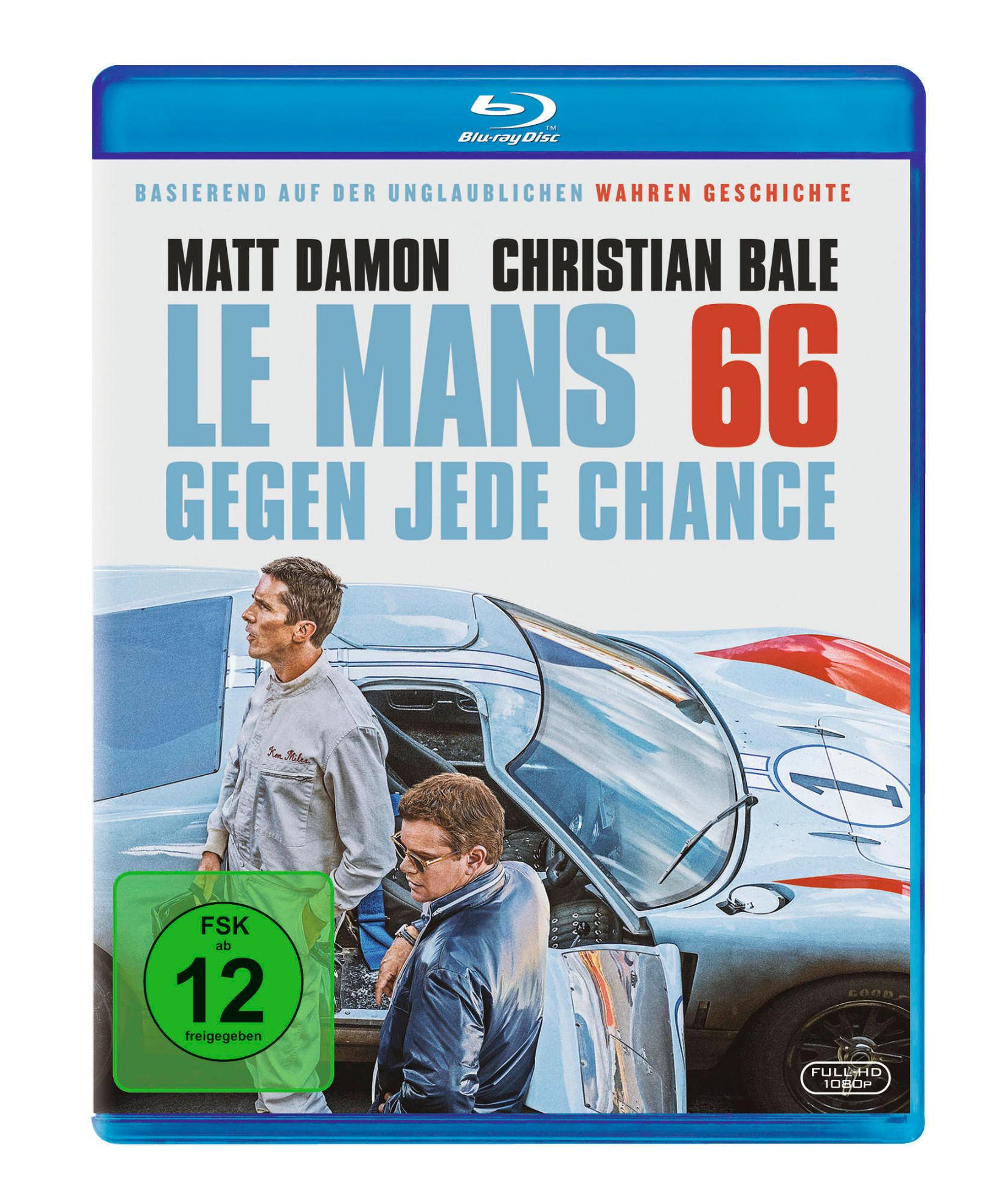 Le Mans 66 Gegen Jede Chance Blu Ray Bei Weltbild De Kaufen
