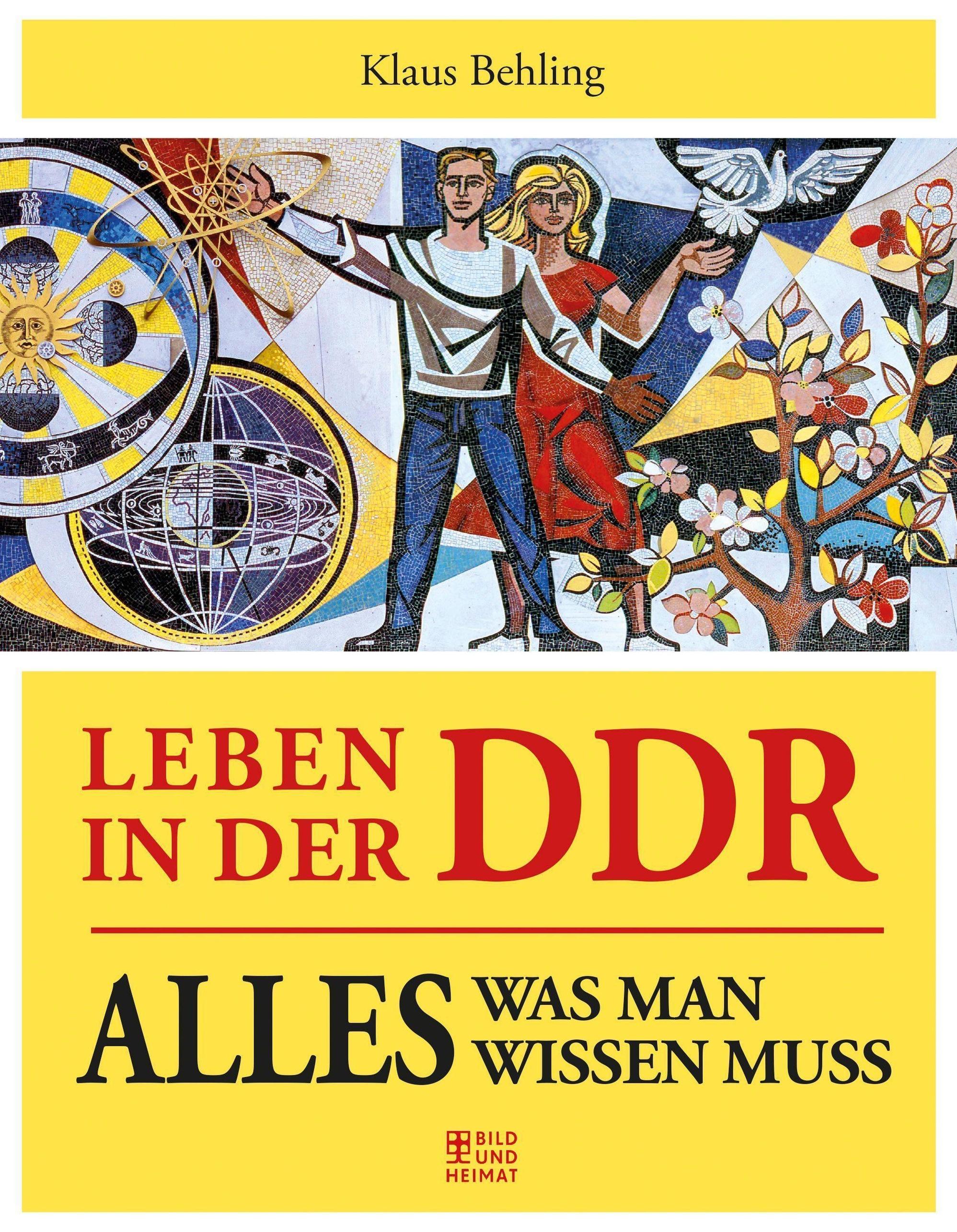 Leben In Der Ddr Buch Von Klaus Behling Versandkostenfrei Bei Weltbild De