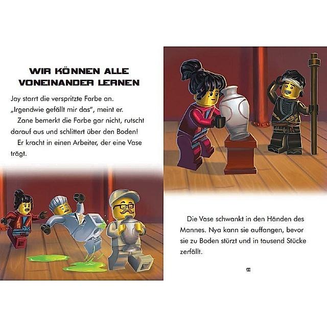 Lego Ninjago Die Weisheit Des Meister Wu Buch Jetzt Online Bei Weltbild At Bestellen