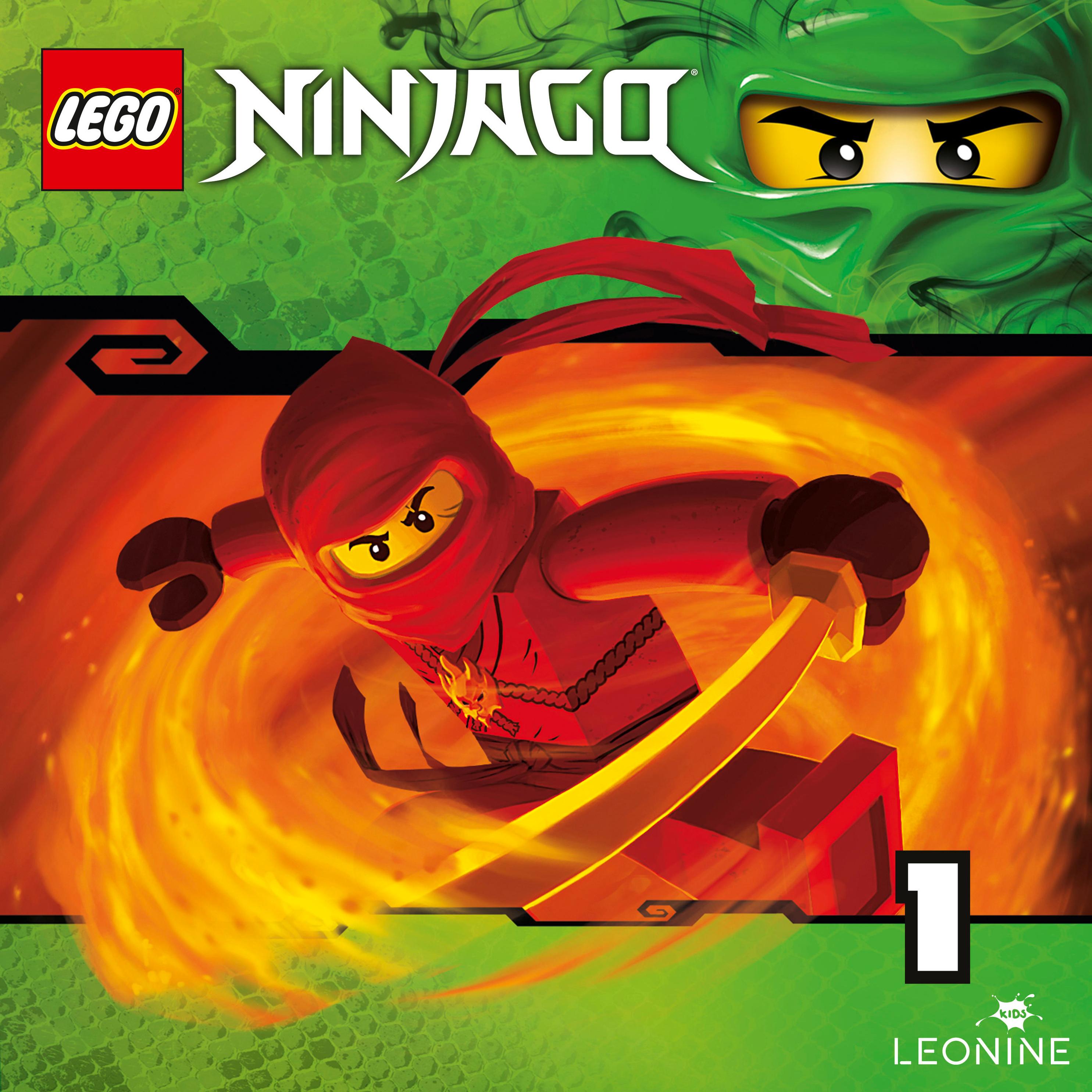 LEGO Ninjago - Folgen 1-3: Der Aufstieg der Schlangen Hörbuch Download