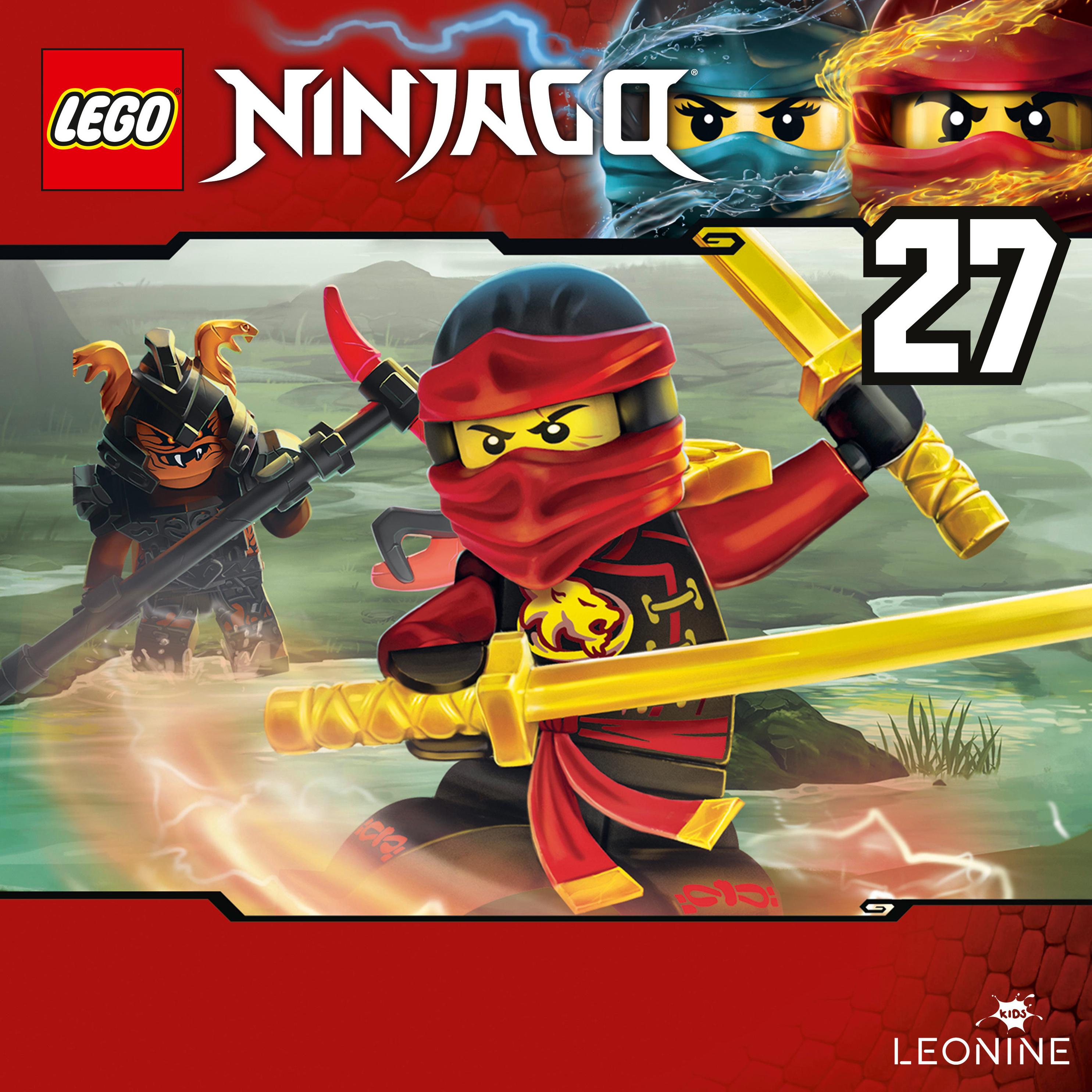 LEGO Ninjago - Folgen 70-71: Im Siegesrausch Hörbuch Download