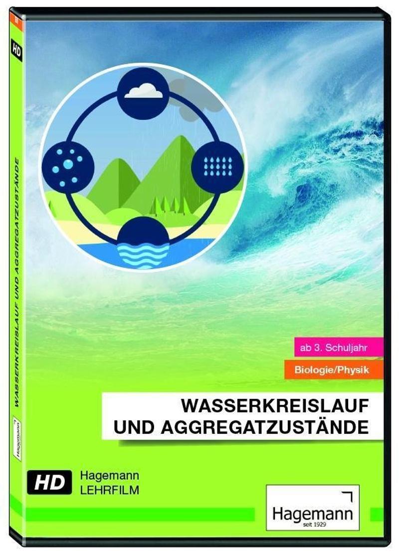 Lehrfilm Wasserkreislauf und Aggregatzustände DVD   Weltbild.de