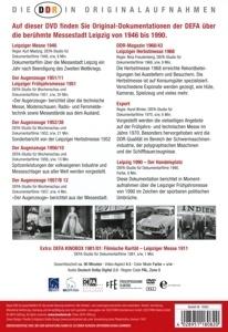 Leipziger Messe Die Ddr In Originalaufnahmen Dvd Weltbild De