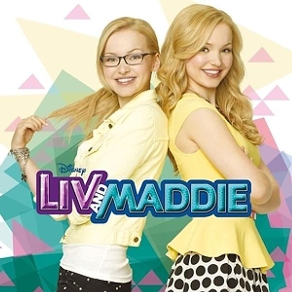 Liv und Maddie Charaktere vor und nach dem Abnehmen