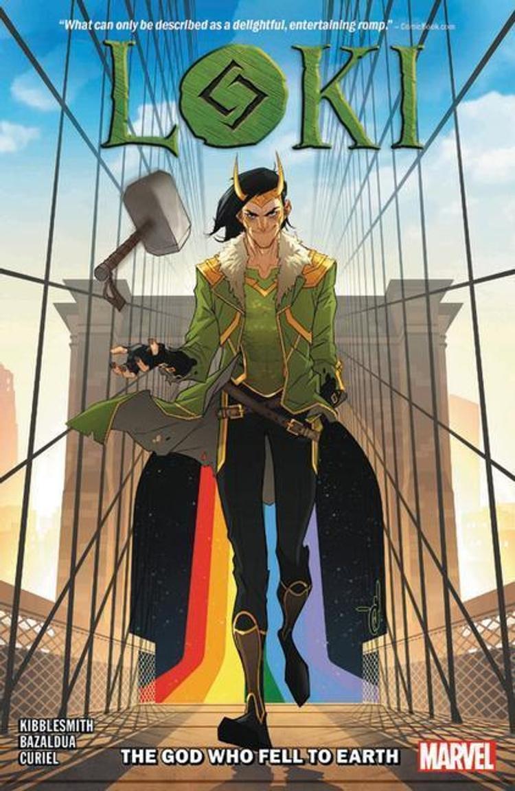 Loki Buch von Daniel Kibblesmith versandkostenfrei bestellen - Weltbild.de