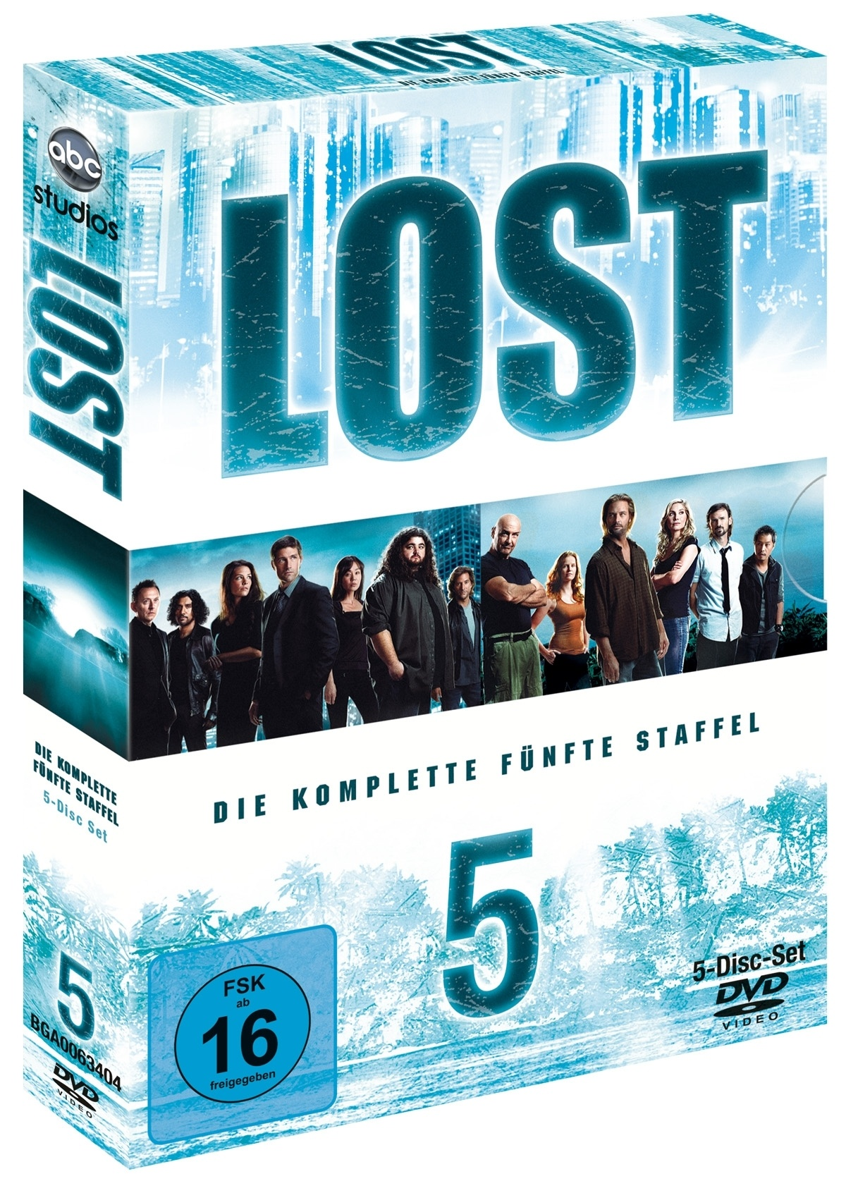 Image of Lost - Staffel 5