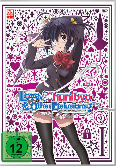 Image of Love, Chunibyo & Other Delusions! - Staffel 1 - Vol. 01