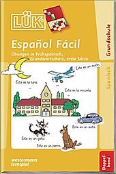 LÜK: Español Fácil.  - Buch
