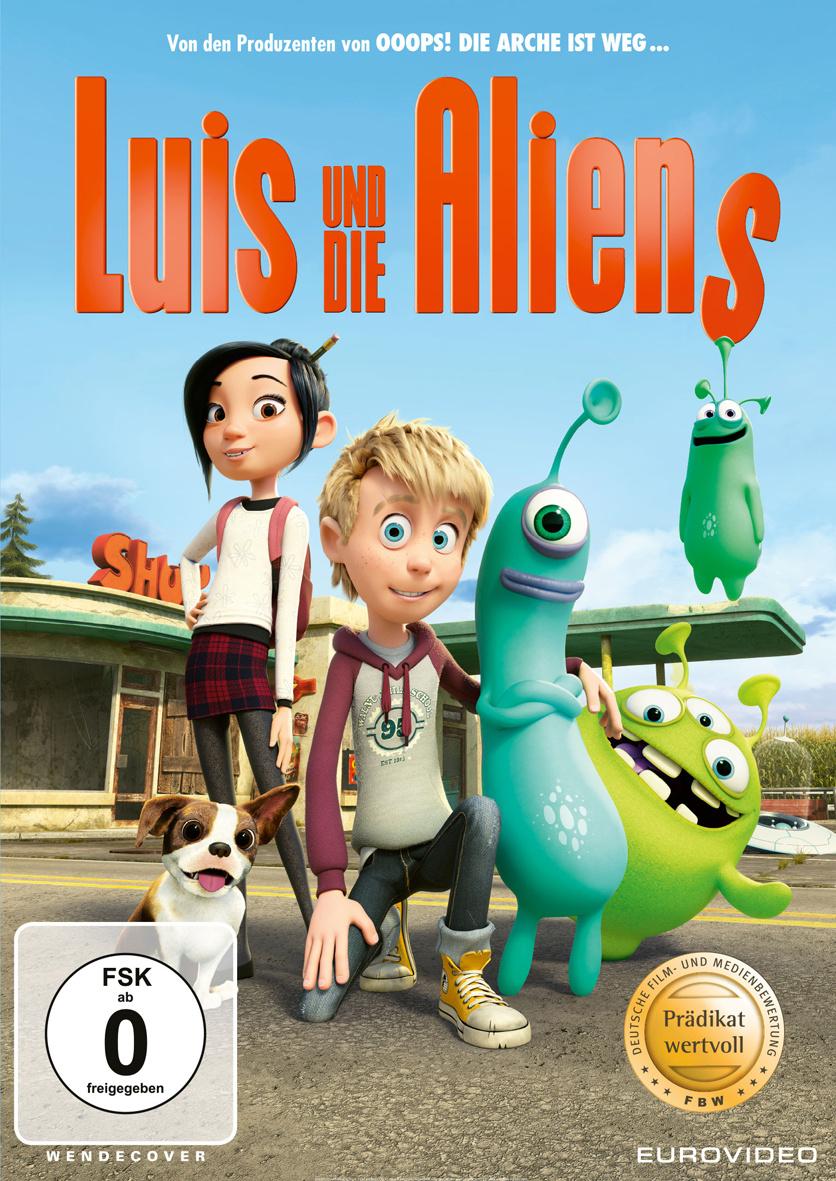 Image of Luis und die Aliens