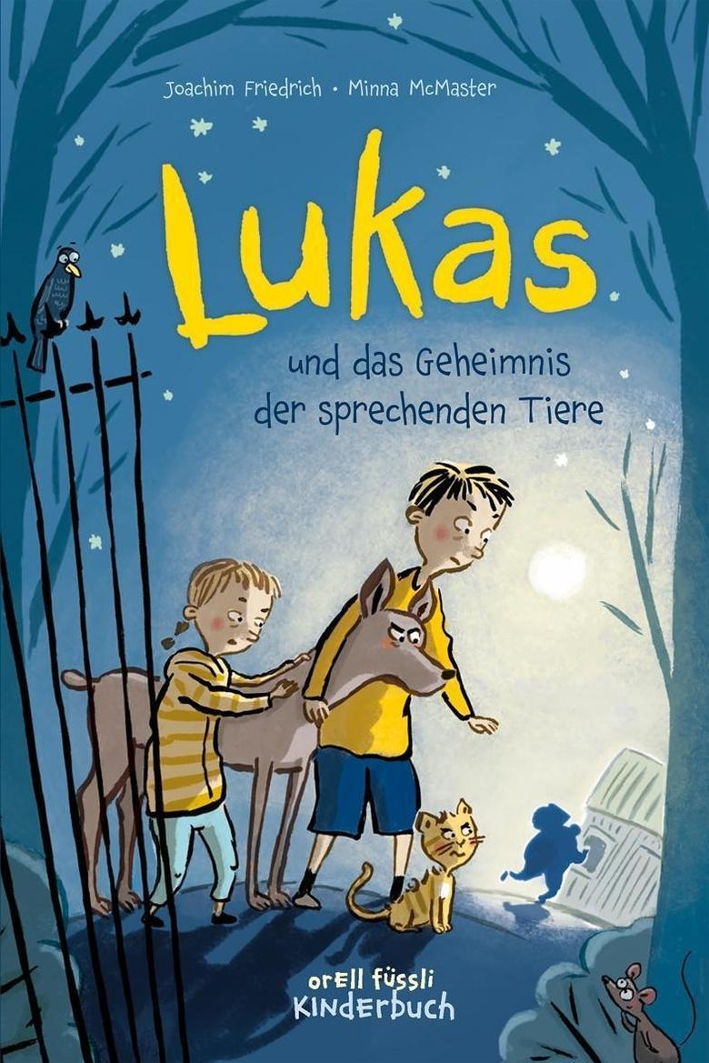 Lukas Und Das Geheimnis Der Sprechenden Tiere Buch Versandkostenfrei