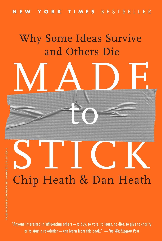 Made to Stick Buch von Chip Heath versandkostenfrei bei Weltbild.de