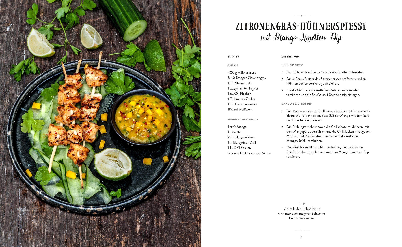 20 Stück Servietten /'BBQ is good for you/' rot Feste Grillparty Dinner