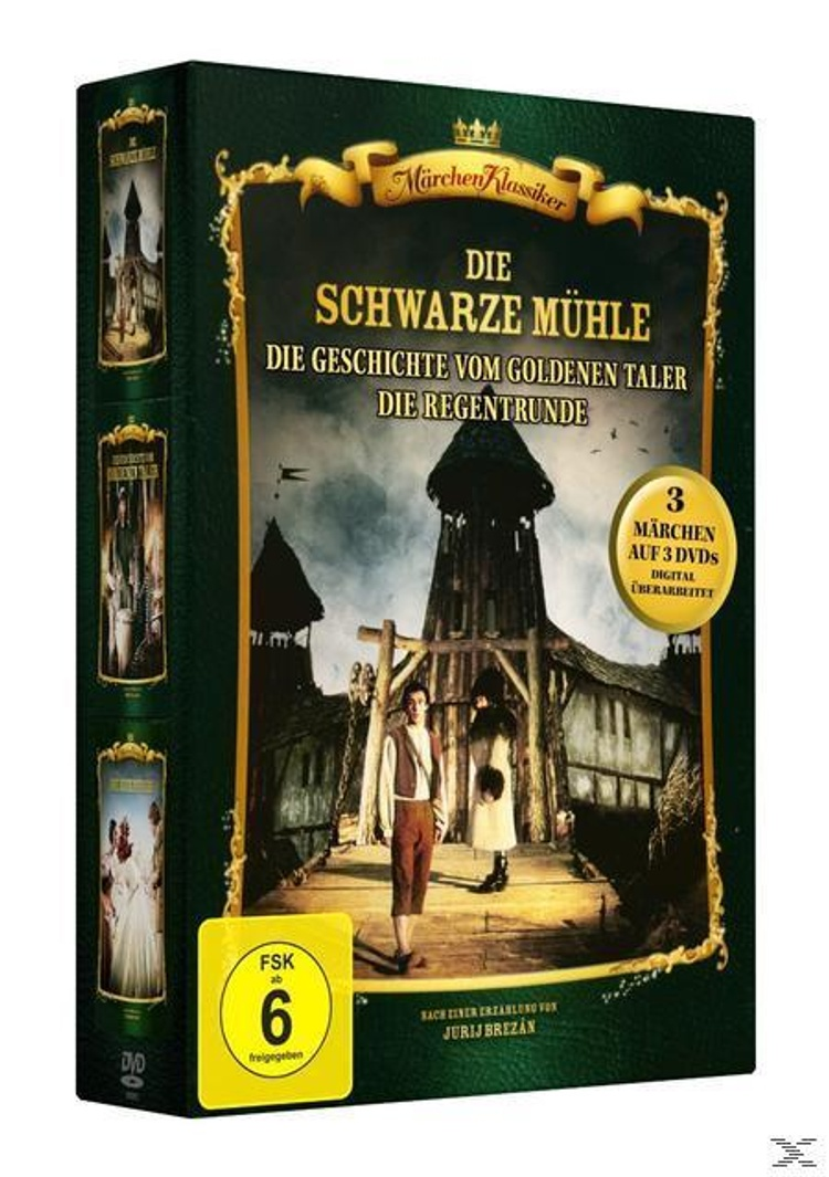 Märchen-Box 1 DVD jetzt bei Weltbild.de online bestellen