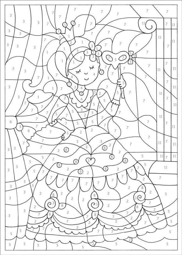 Malen Nach Zahlen Prinzessinnen Buch Jetzt Online Bei Weltbild De Bestellen