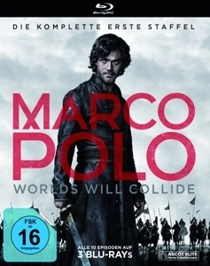 Image of Marco Polo Bluray Box