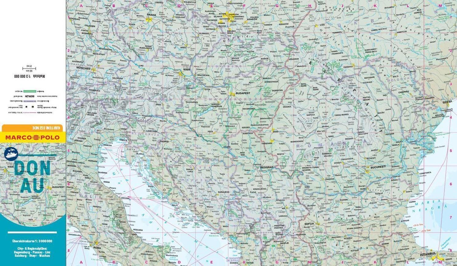 Lebensrume der Elbe und ihrer Auen