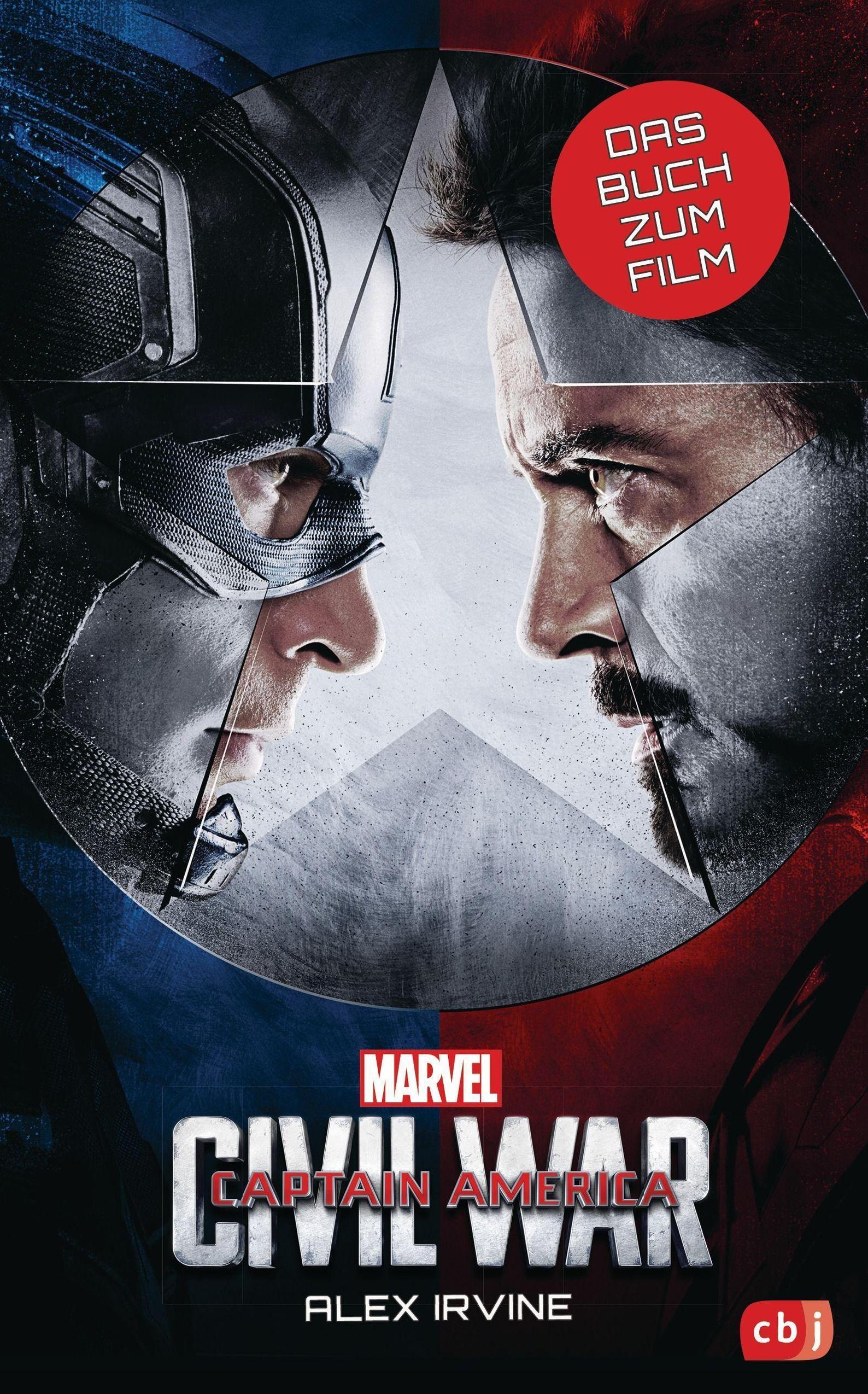 Marvel Captain America   Civil War / Marvel Filmbuch Bd.20