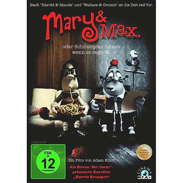 Mary Max Dvd Jetzt Bei Weltbild Ch Online Bestellen