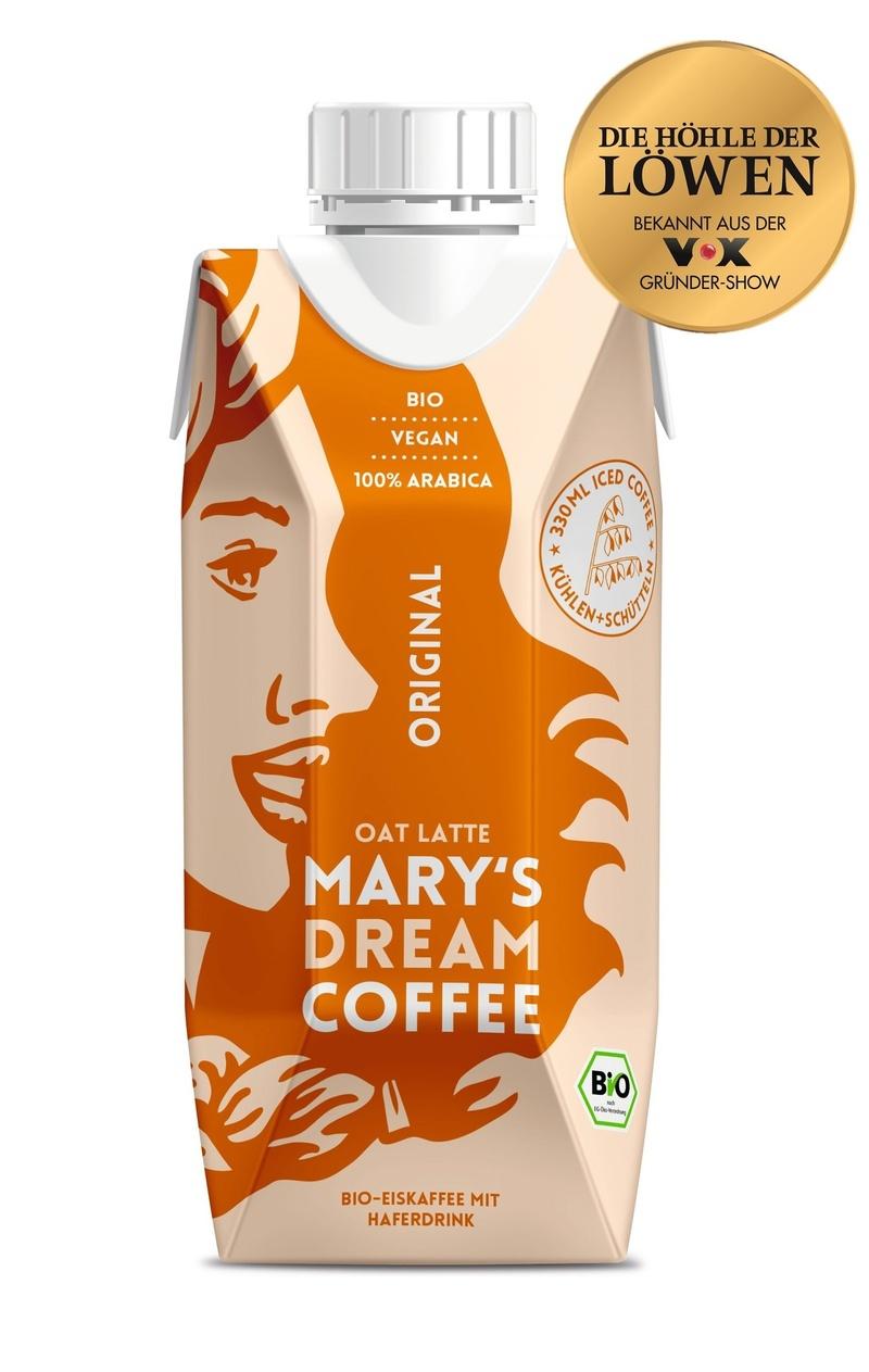 Mary's Coffee Kaffee Dream Coffee 20x 20ml Sorte Oat Latte