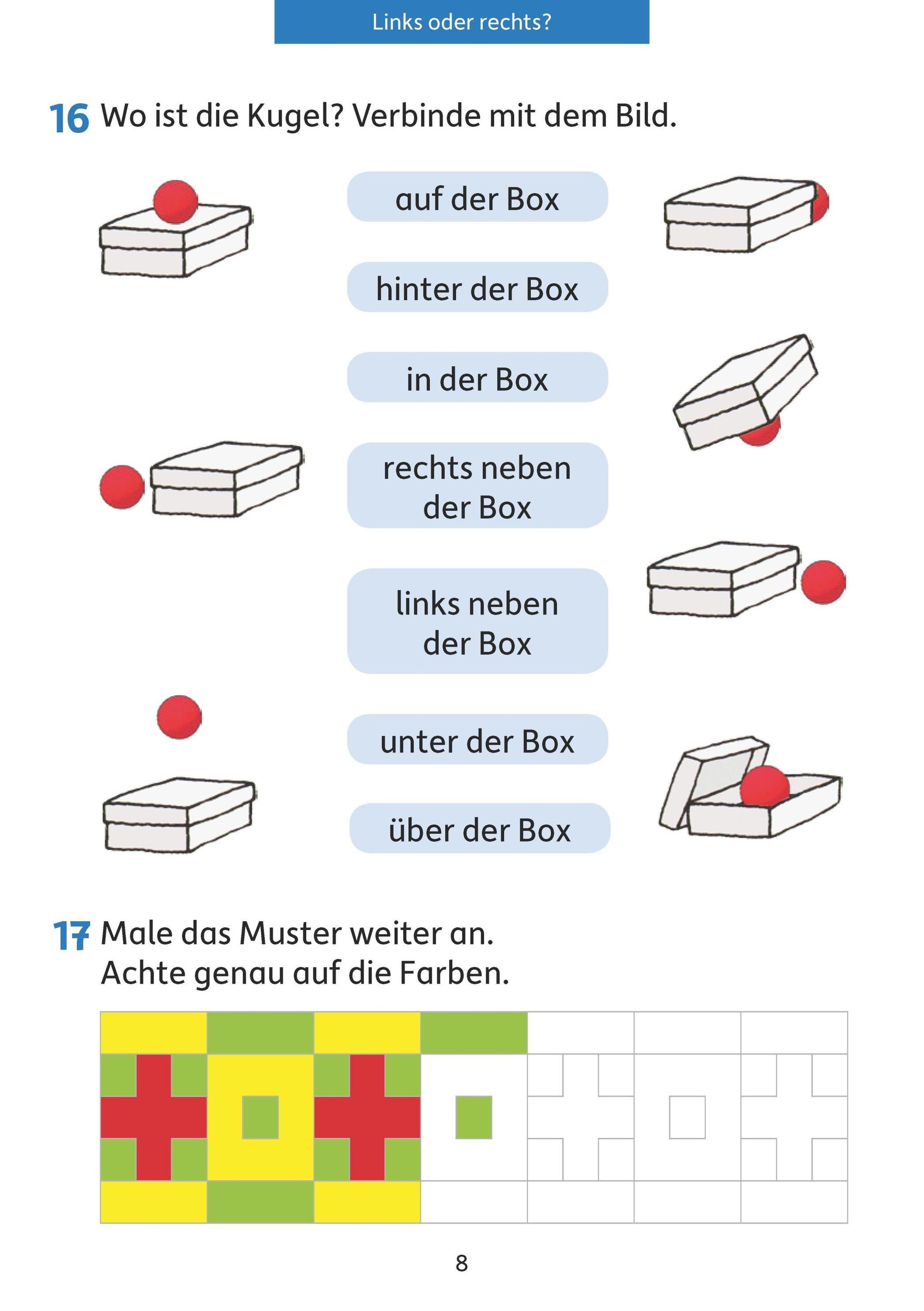 Muster Fortsetzen Klasse 20 / Die Verbindung Von Arithmetik Und ...