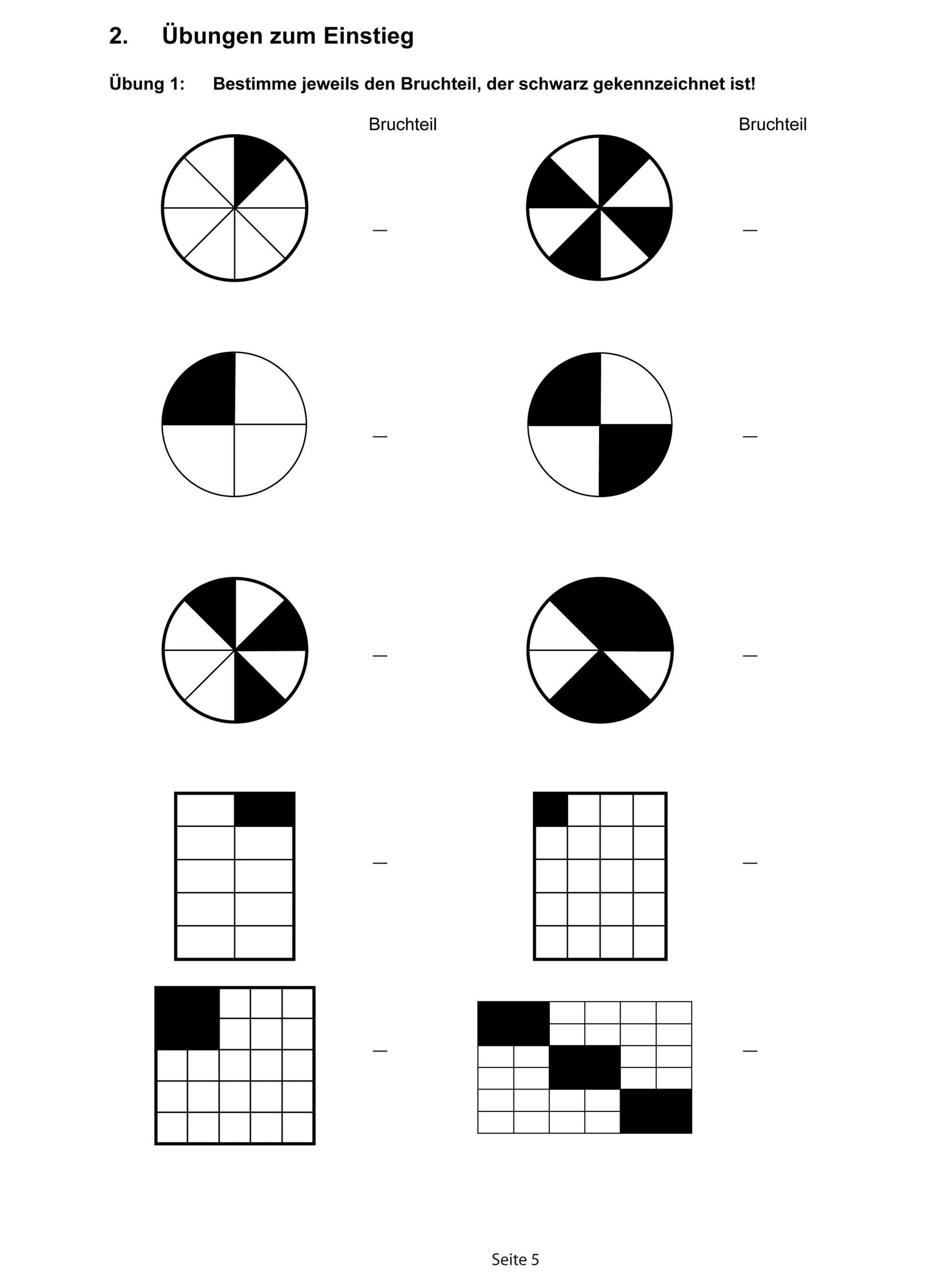 Mathestunde 20 Einfache Bruchrechnung Buch versandkostenfrei ...