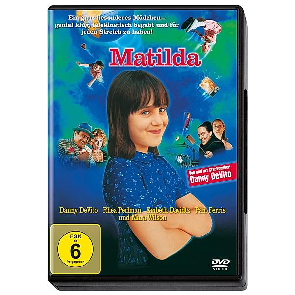 Abnehmen vor und nach der Matilda