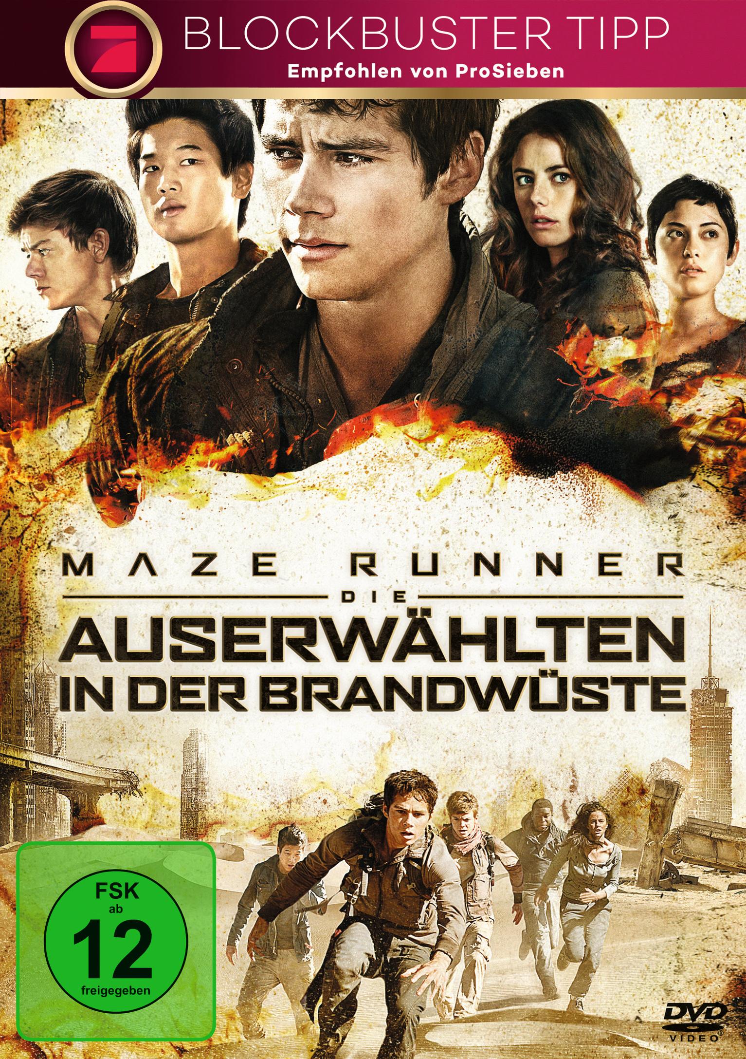 Maze Runner 20   Die Auserwählten in der Brandwüste