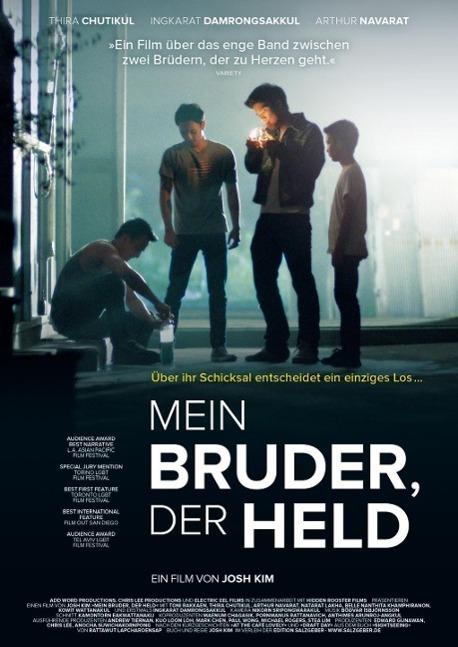 Image of Mein Bruder, der Held, 1 DVD (OmU)