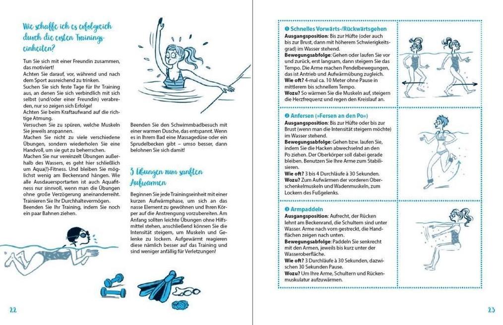 Mein Leben In Balance Aquafitness Buch Versandkostenfrei Bei Weltbild De