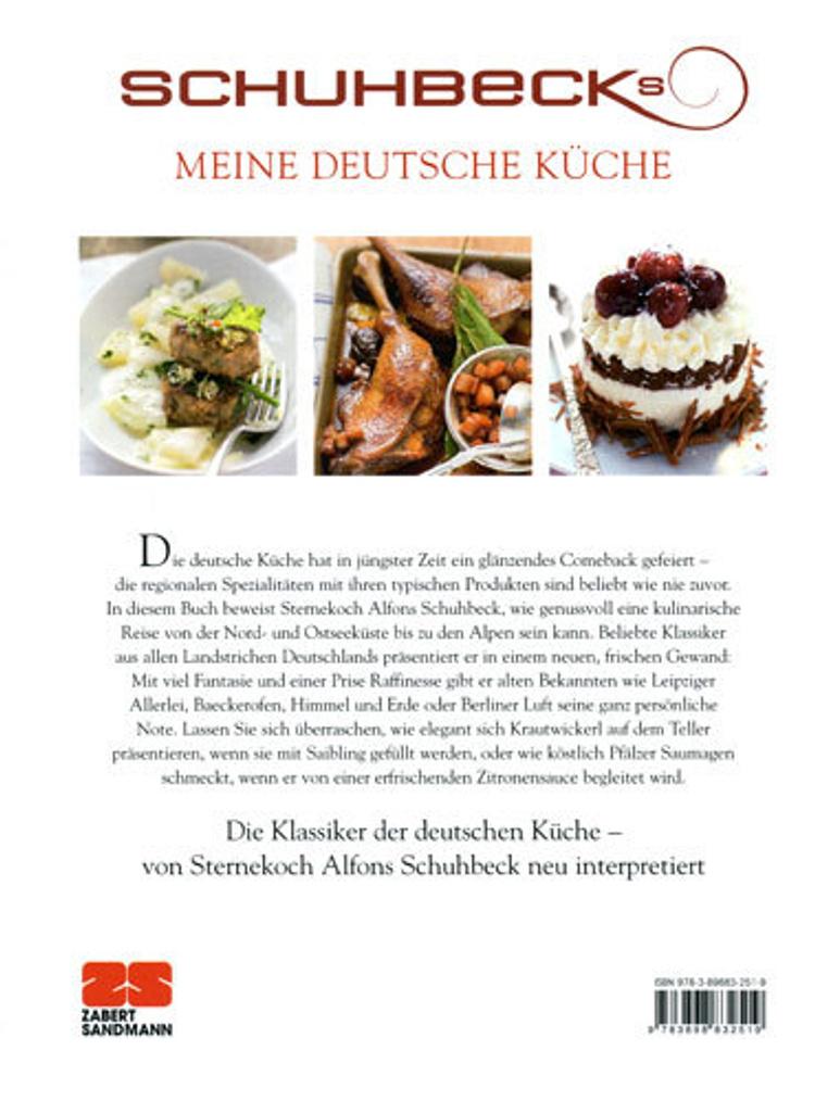 Meine deutsche Küche Buch versandkostenfrei bei Weltbild ...