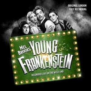 Image of Mel Brooks Young Frankenstein