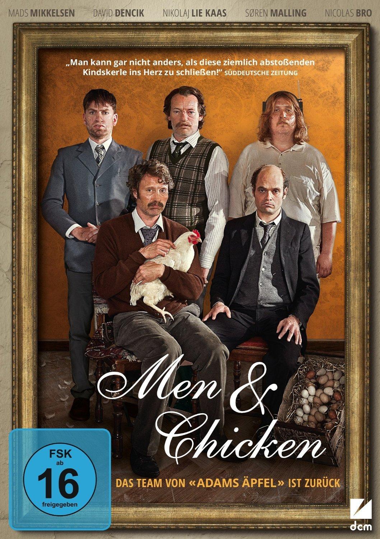 Image of Men & Chicken