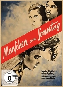 Image of Menschen am Sonntag (Mediabook) Mediabook