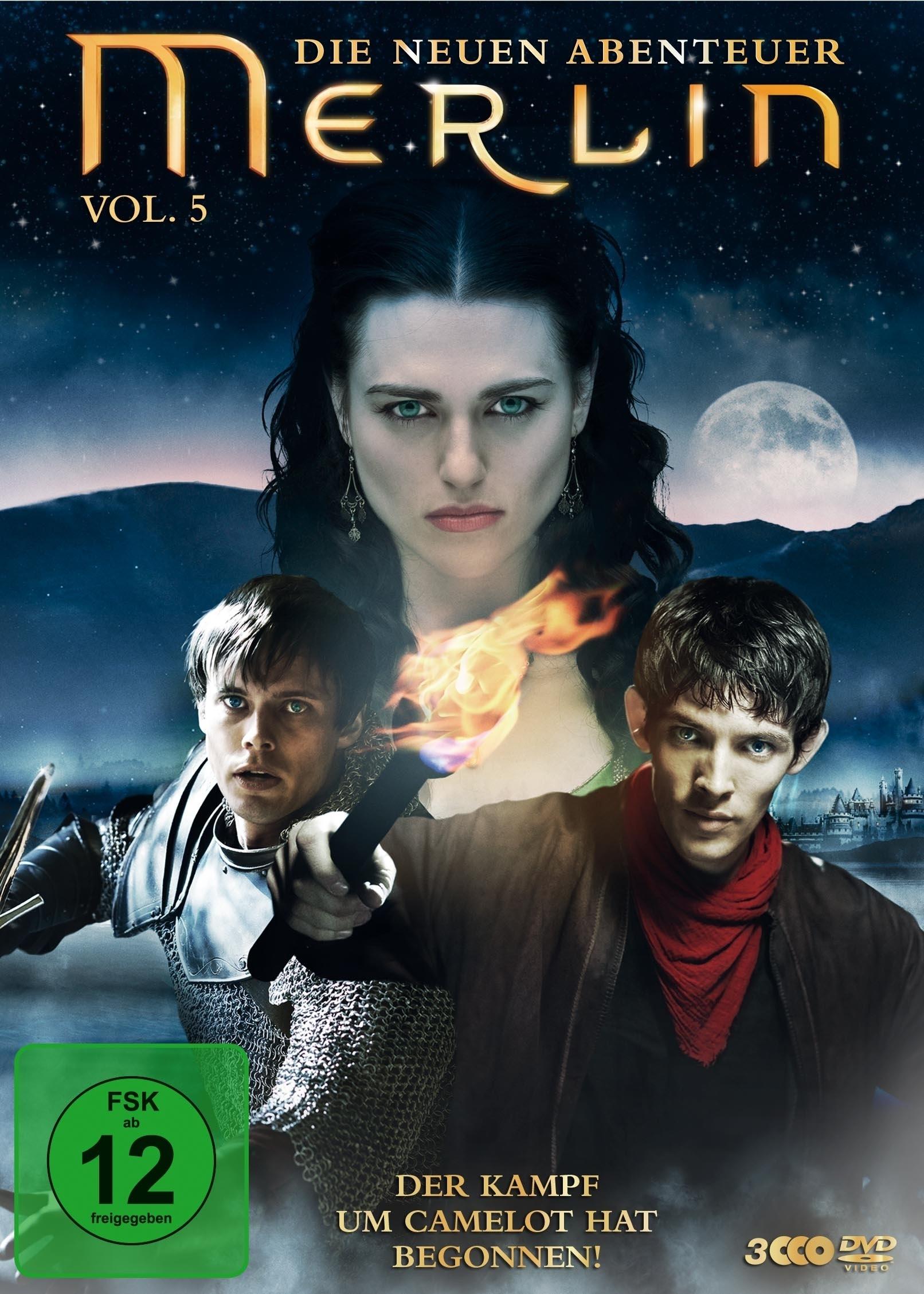 Image of Merlin - Die neuen Abenteuer Vol. 5