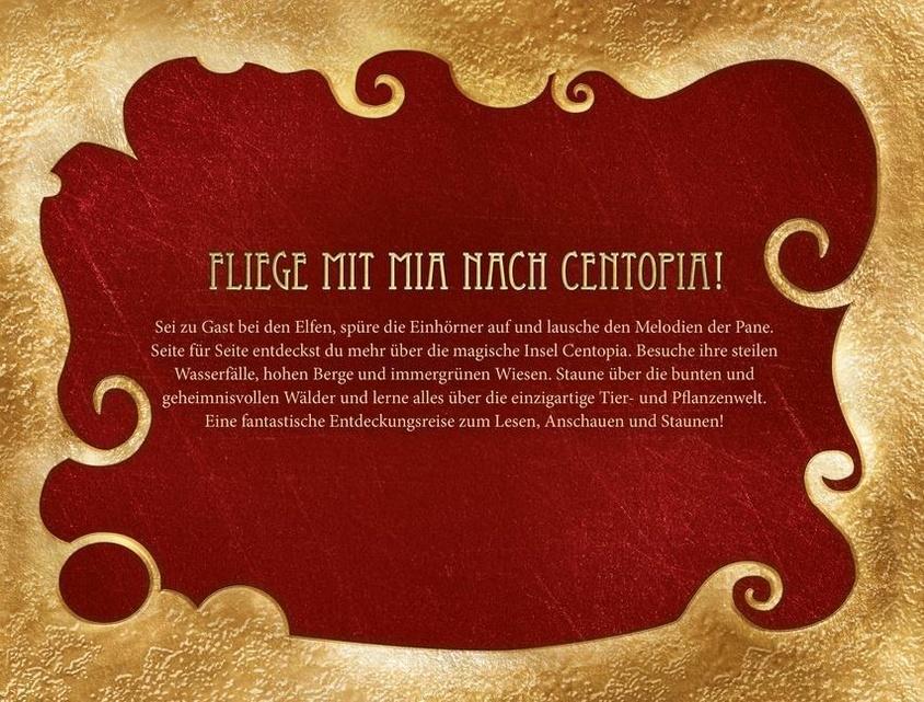 Mia And Me: Die Legende Von Centopia Buch Versandkostenfrei