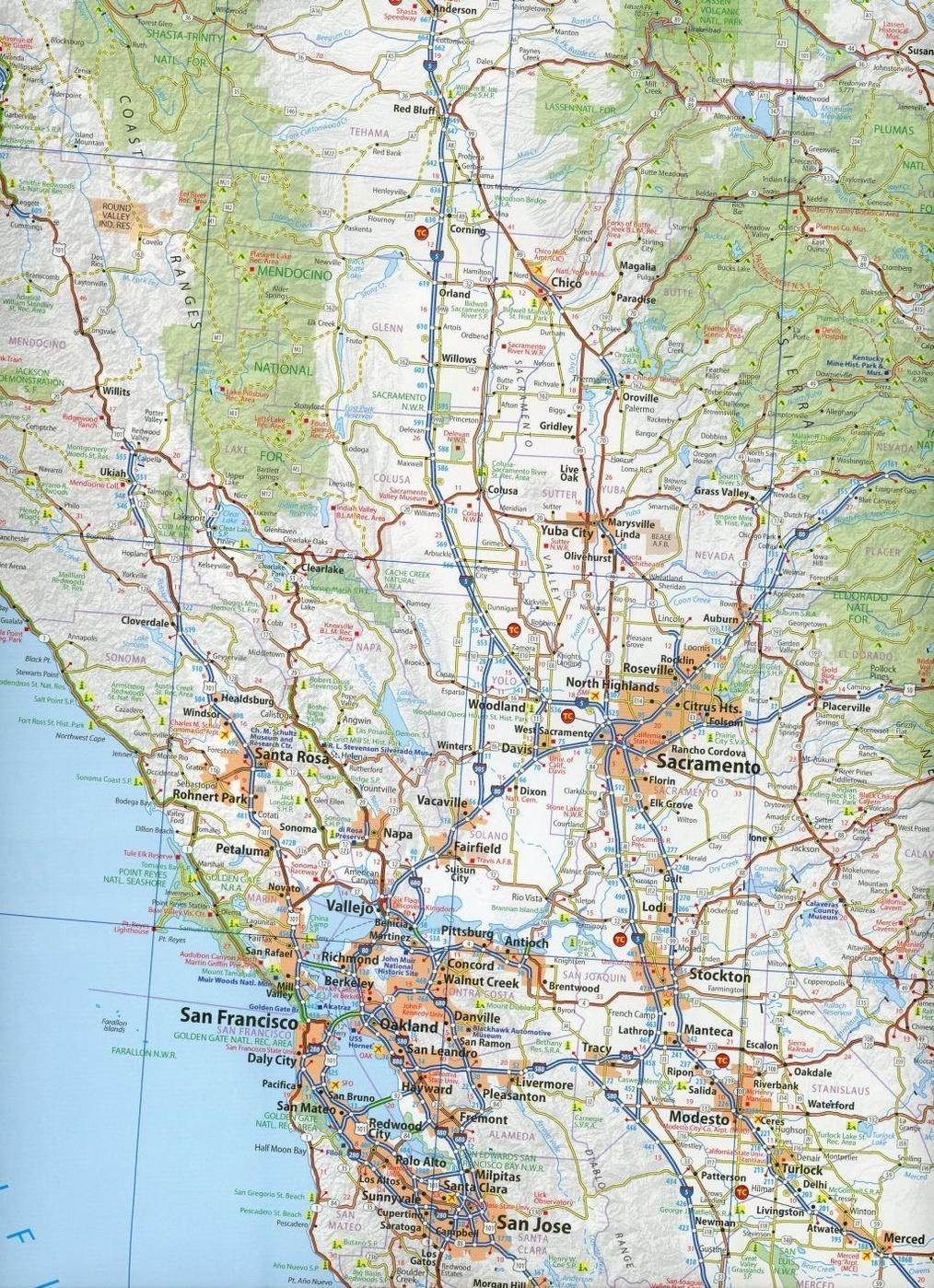Michelin Karte Californien Nevada Buch Bei Weltbild Ch Bestellen