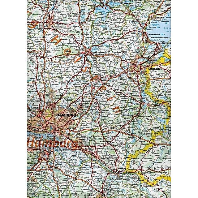 Michelin Karte Schleswig Holstein Niedersachsen Hamburg Bremen Allemagne Nord Ouest Buch Versandkostenfrei Bei Weltbild De Bestellen