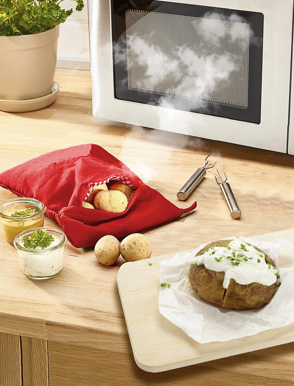 Mikrowellen Garer für Kartoffel jetzt bei Weltbild.at bestellen