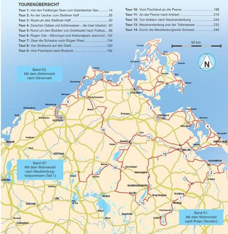 Mecklenburg ostseeküste karte vorpommern Angelkarten für