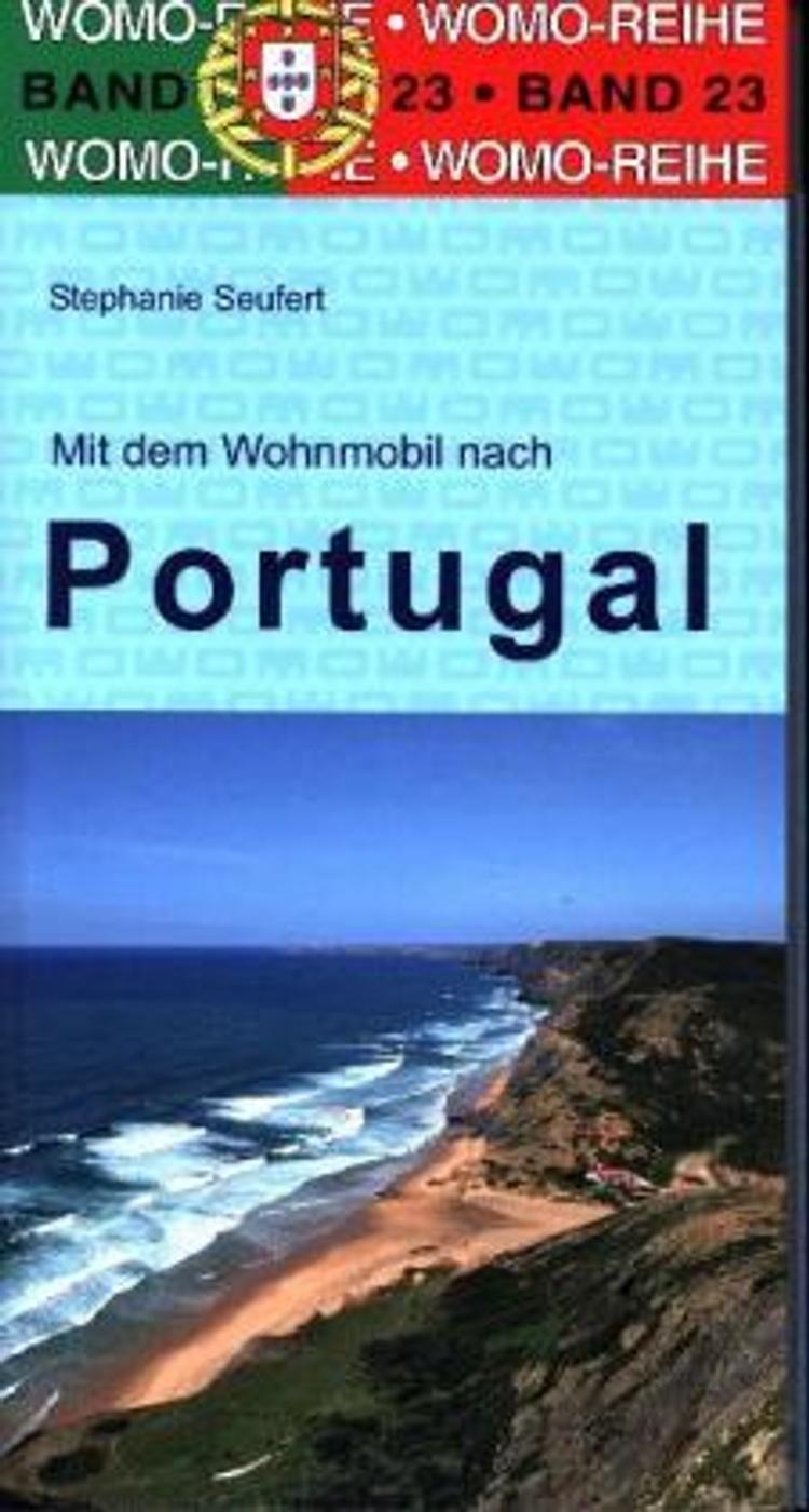 Mit dem Wohnmobil nach Portugal