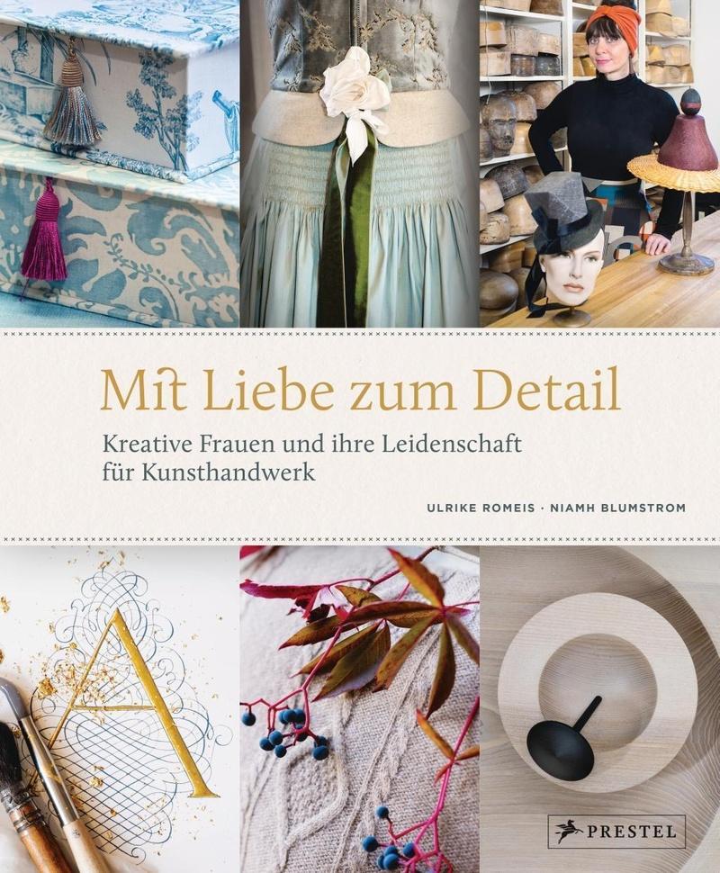 Mit Liebe zum Detail Buch von Ulrike Romeis versandkostenfrei kaufen