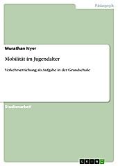 Mobilität im Jugendalter - eBook - Fetullah Icyer,