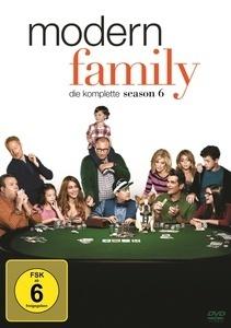 Image of Modern Family - Die komplette Season 6