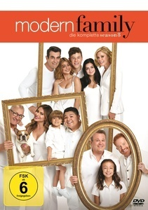 Image of Modern Family - Die komplette Season 8