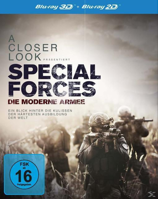 Image of Modern Warfare 3D: Die moderne Armee